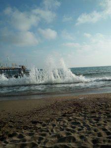 Мирадор пляж